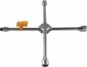"""A90003 Ключ баллонный крестообразный 17х19х21х22 мм, вставка 1/2""""DR"""