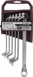 ORWS006 Набор ключей накидных 75° на пластиковом держателе 6-19 мм, 6 предметов