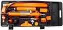 АКЦИЯ! OHT918M Набор гидравлического инструмента для кузовного ремонта 10 т. 17 предметов