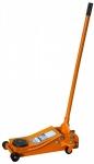 АКЦИЯ! OHT233 Домкрат подкатной  гаражный 3 т. уменьшенная высота подхвата 90-458 мм.